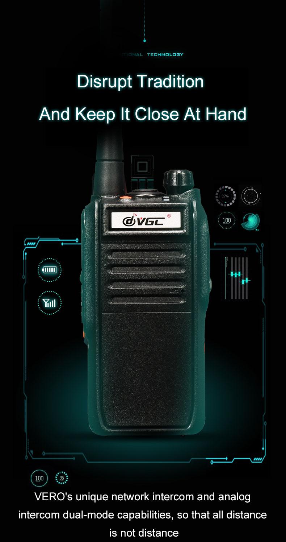 VERO Two Way Radio